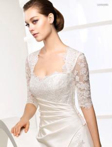 280fadfec Tendencias vestidos de novias 2010