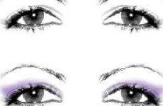 maquillaje ojos caídos