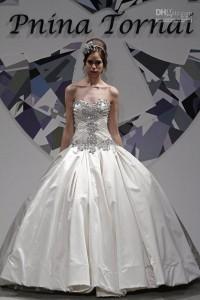 vestido novia Pnina Tornai